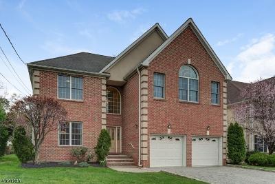 Scotch Plains Twp. Single Family Home For Sale: 2304 Morse Ave