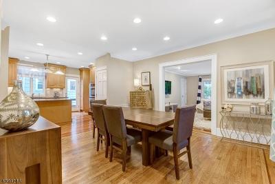 Millburn Twp. Single Family Home For Sale: 88 Locust Ave