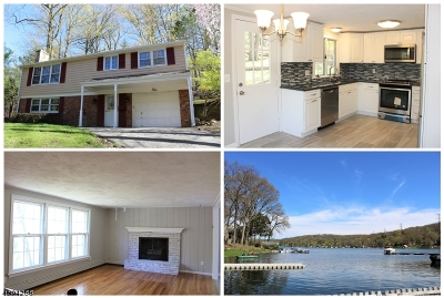Byram Twp. Single Family Home For Sale: 4 Sleepy Lagoon Ter
