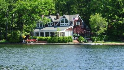 Rockaway Twp. Single Family Home For Sale: 128 Lake End Rd