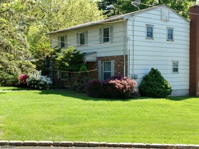 West Orange Twp. NJ Single Family Home For Sale: $549,000