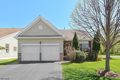 Franklin Twp. Single Family Home For Sale: 2 Spader Way