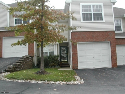 Clinton Twp. Condo/Townhouse For Sale: 17 Shackamaxon Ter