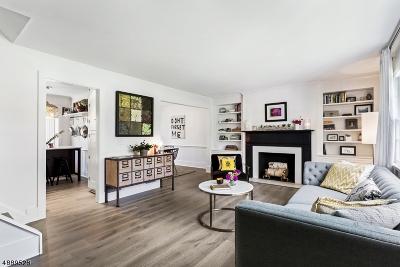Mendham Boro, Mendham Twp. Single Family Home For Sale: 18 Deerfield Rd