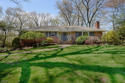 Wyckoff Twp. Single Family Home For Sale: 715 Laurel Ln
