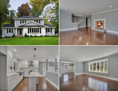 Bernards Twp. Single Family Home For Sale: 15 Wildwood Dr