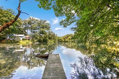 Mountain Lakes Boro Single Family Home For Sale: 001 Lakewood Dr