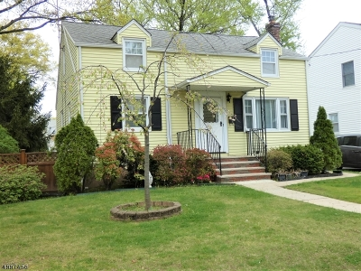 Kenilworth Boro Single Family Home For Sale: 360 Boulevard