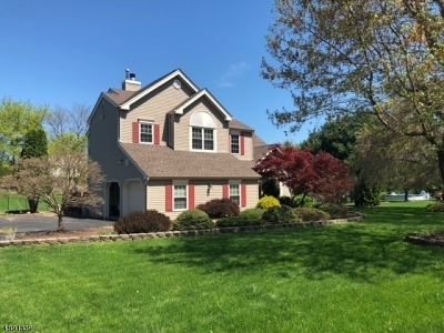 Raritan Twp. Single Family Home For Sale: 11 Montgomery Dr