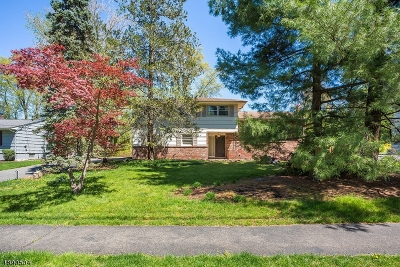 West Caldwell Twp. Single Family Home For Sale: 15 Dillon Rd