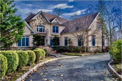 Montville Twp. Single Family Home For Sale: 61 Stony Brook Rd