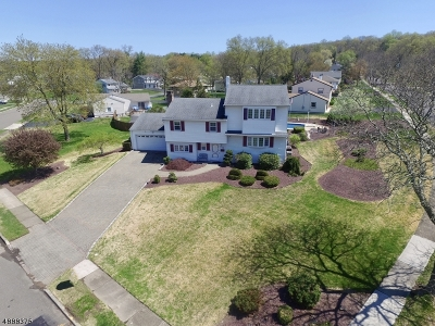 Wayne Twp. Single Family Home For Sale: 42 Rolling Hills Dr