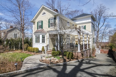 Madison Single Family Home For Sale: 90 Pomeroy Rd
