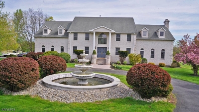 Franklin Twp. Single Family Home For Sale: 152 Butler Rd