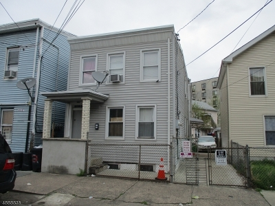 Paterson City Multi Family Home For Sale: 259 Spring St