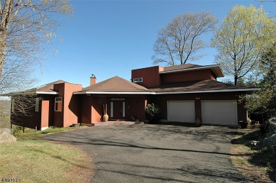 Denville Twp. Single Family Home For Sale: 163 Hillcrest Dr
