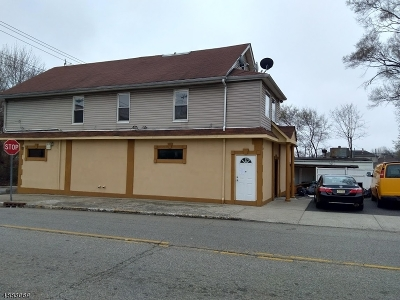 Hillside Twp. Commercial For Sale: 476 Bloy St