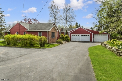 Holland Twp. Single Family Home For Sale: 486 Adamic Hill Rd