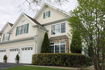 Tewksbury Twp. Condo/Townhouse For Sale: 604 Farley Rd
