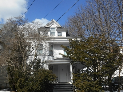 Passaic City Single Family Home For Sale: 44 Meade Avenue