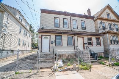 Elizabeth City Multi Family Home For Sale: 131-133 Jacques St