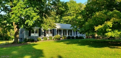 Mendham Twp. NJ Single Family Home For Sale: $585,000