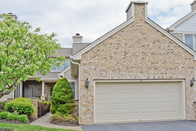 Montville Twp. Condo/Townhouse For Sale: 39 Louis Dr