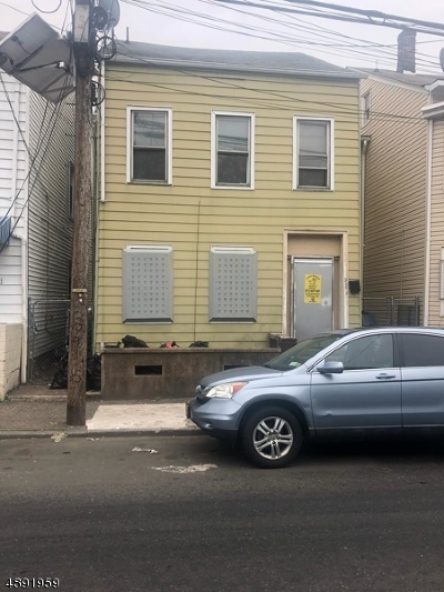 Paterson City Multi Family Home For Sale: 532 Summer St