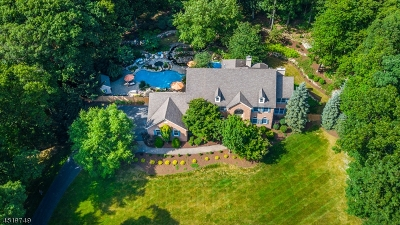 Tewksbury Twp. Single Family Home For Sale: 10 Coddington Ln
