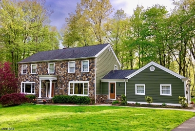 Bernards Twp. Single Family Home For Sale: 8 Stacy Ln