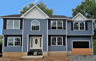 Parsippany Single Family Home For Sale: 21 Englishtown Rd