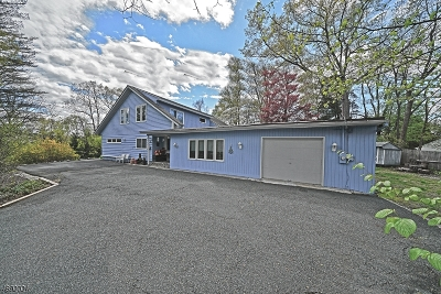 Sparta Twp. Single Family Home For Sale: 12 Indian Ter
