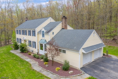 Tewksbury Twp. Single Family Home For Sale: 3 Country Ln