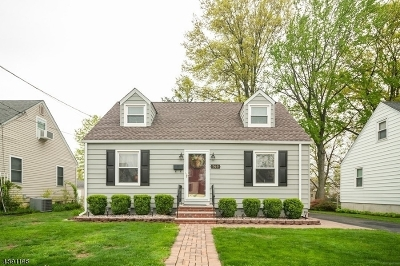 Bound Brook Boro Single Family Home For Sale: 560 Marion St