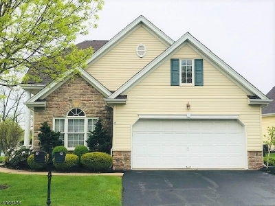 Franklin Twp. Single Family Home For Sale: 4 Witherspoon Way