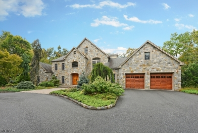 Fredon Twp. Single Family Home For Sale: 24 Long Hill Rd