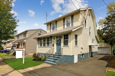 Hawthorne Boro NJ Single Family Home For Sale: $374,900