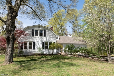 Franklin Twp. Single Family Home For Sale: 1016 Canal Rd