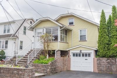 Totowa Boro Single Family Home For Sale: 21 Hudson Ave