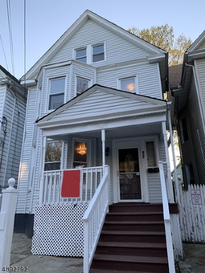 Newark City Single Family Home For Sale: 822 Ridge St