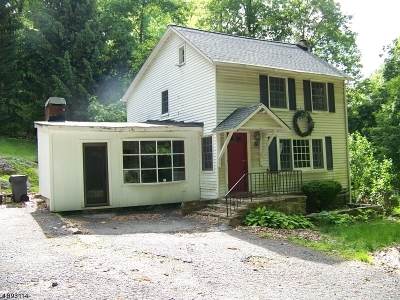Bethlehem Twp. Single Family Home For Sale: 531 Ludlow Station Rd