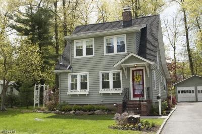 Livingston Single Family Home For Sale: 18 Intervale Rd