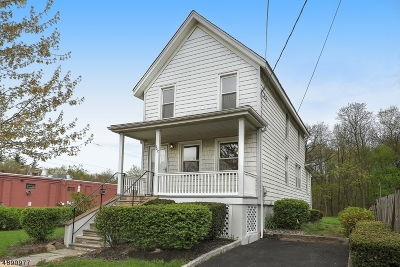 Long Hill Twp Single Family Home For Sale: 247 Main Ave