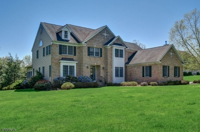Bernards Twp., Bernardsville Boro Single Family Home For Sale: 2 Kindred Court