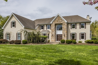 Montgomery Twp. Single Family Home For Sale: 121 Saxon Way