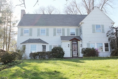 Single Family Home For Sale: 498 Ridgewood Ave