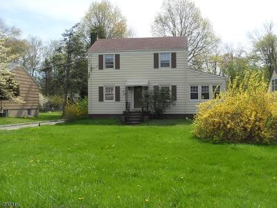 Livingston Single Family Home For Sale: 266 N Livingston Ave