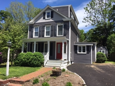 Chester Boro Single Family Home For Sale: 17 Cherry St