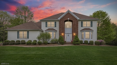 Long Hill Twp Single Family Home For Sale: 23 Cedar Hollow Dr