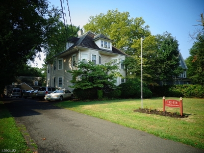 Bound Brook Boro Multi Family Home For Sale: 112 E Union Ave